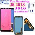 5.8 ''Voor Samsung Galaxy J8 2018 J810 Lcd Touch Screen SM-J810M J810F J810Y Screen Vervanging
