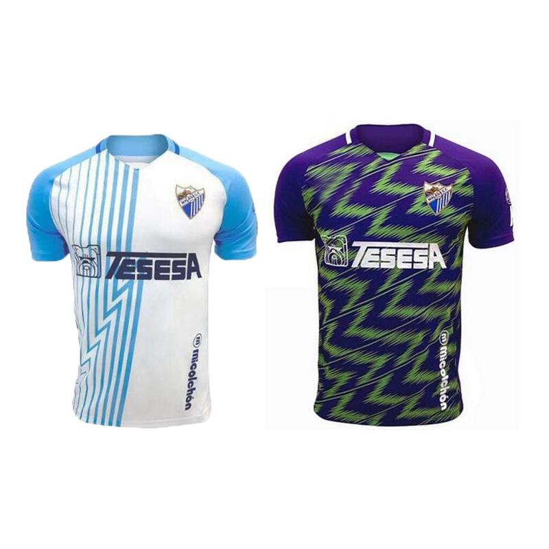Malaga Jerseys 2020 2021    Juankar  jersey, CF Juande ME soccer jersey