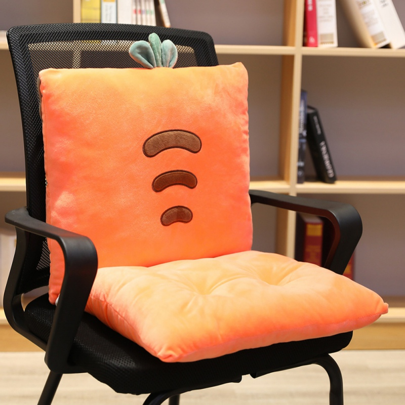 Cushion Detachable Seat Pillow Cartoon