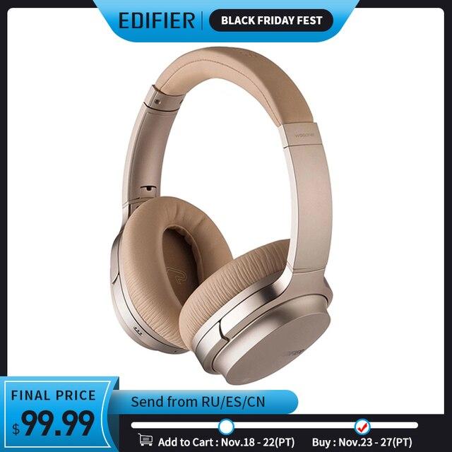 EDIFIER W860NB supporto per auricolari wireless ANC accoppiamento NFC e decodifica audio aptX cuffie Bluetooth Smart Touch