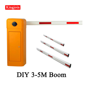 KINGJOIN Safety Management Access, Parking Barrier Gate System parking barrier boom barrier boom gate parking automatic barrier фото