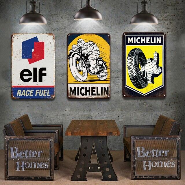 Motor Oil Gas Racing Team Plates 4