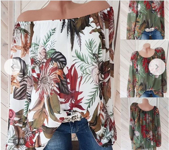 women blouse fashion 2020  female womens top print festivals hot sexy fashion 2020  elegance shirt ladies clothing top 90s