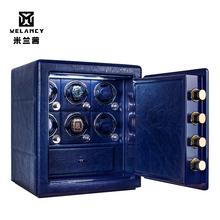 Sejf dla 6 automatyczna nakręcarka zegarków wyświetlacz ukryte strongbox w wysokie bezpieczeństwo węgla stalowy pojemnik sejf tanie tanio NoEnName_Null CN (pochodzenie) Pudełka do zegarków Moda casual MQ-HP06-4 Plac 50inch 34inch Drewna 45inch Mieszane materiały