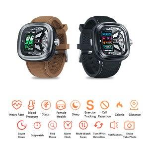 Image 5 - Zeblaze Hybrid 2 Dual Smart Watch Zeblaze HYBRID Smart Watch Heart Rate Blood Pressure Monitor 5ATM Waterproof Sports Smartwatch
