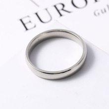 2020 Classic Stainless Steel Rings for Men Women Silver Color Simple Casual Ring Womens Man Fashion Jewelry New Punk Rings 2020 classic stainless steel rings for men women silver color simple casual ring womens man fashion jewelry new punk rings