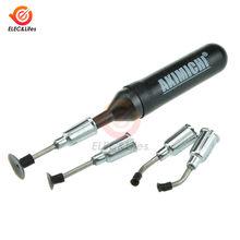 MT-668 smd ic aspirar caneta picker picker picker ferramenta de mão 4 cabeçalhos sucção para MT-668 topo