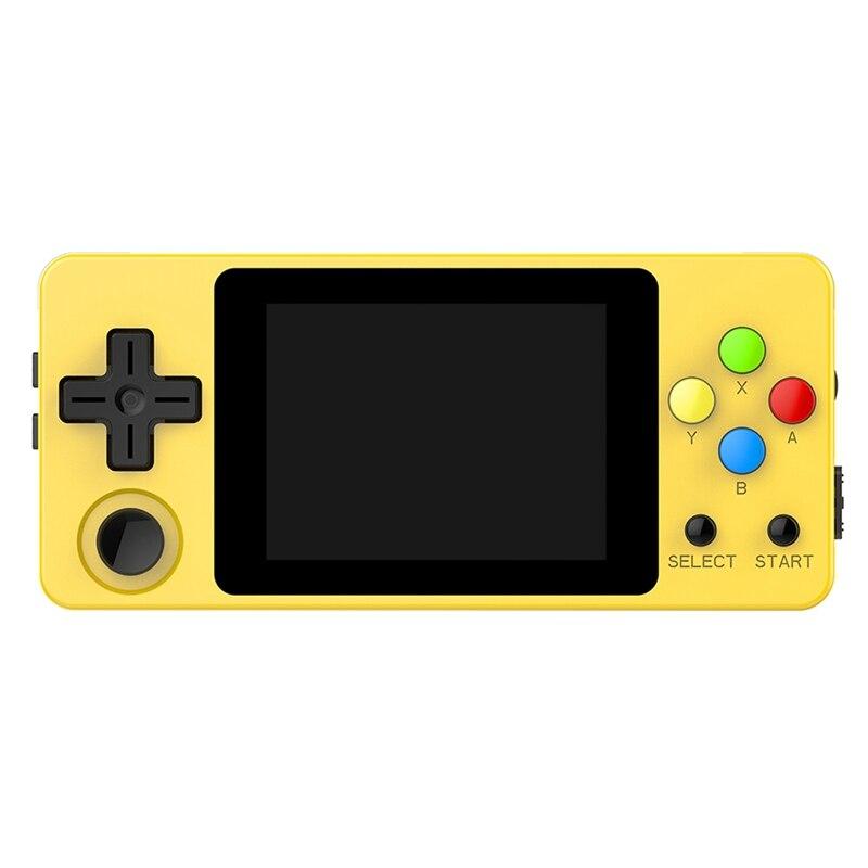 Ffyy-ldk jeu bricolage 2.6 pouces écran Mini Console de jeu portable nostalgique enfants rétro jeu Mini famille Tv Consoles vidéo
