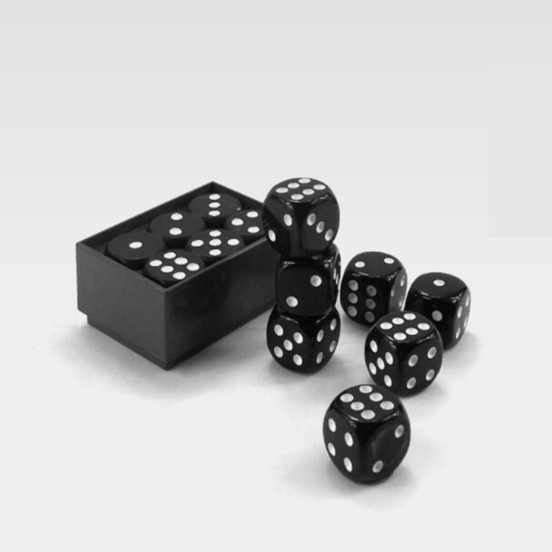 Dynamic Dice Miracle Dice Magic Trick Mentalism Stage Magic Props Illusions Close-up Magic Trickcs Classic Magia Toys Joke Gaget