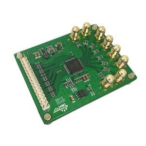 AD7606 модуль сбора данных аналоговый в цифровой модуль преобразования 8-канальный ADC синхронный образец 16 бит 200KSps ADR421