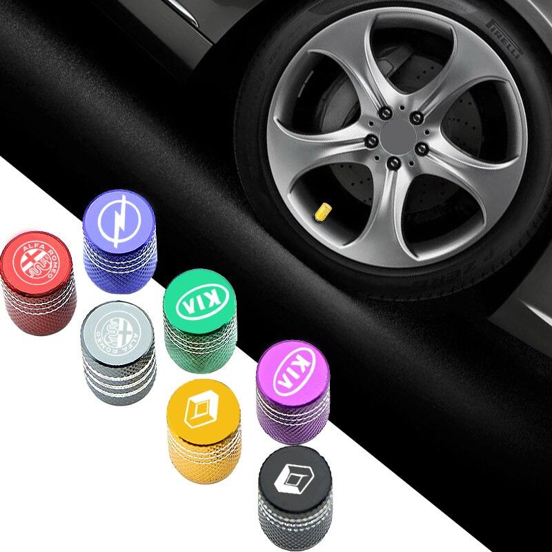 4 шт. Автомобильная эмблема клапан колеса шина воздушная заглушка кобура для VW Volkswagen R Line Scirocco Bora Golf ПАССАТ шаран Amarok CC