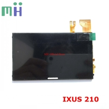 قطع غيار لكاميرا كانون IXUS210 IXUS 210 شاشة LCD