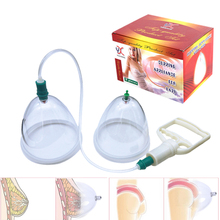 2 Lon Sữa Và Hông Ngực Máy Massage Cup Trị Liệu Ventosa Masaje Giác Hơi Ngực Tăng Cường Bơm Nâng Lớn Ngực Massage Cơ Thể