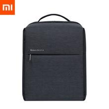 Mochila Original XiaomI Mi 2, bolsa de hombro de estilo urbano, mochila para el colegio, bolsa de lona para ordenador portátil de 15,6 pulgadas
