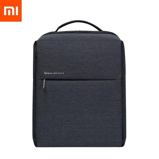 Оригинальный рюкзак XiaomI Mi 2, наплечная сумка в городском стиле, рюкзак, школьный рюкзак, вещевая сумка, подходит для ноутбука 15,6 дюйма