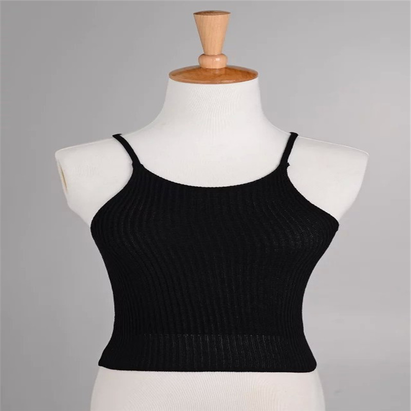 Summer 2020 Women's Suspender Short Knit Suspender   937