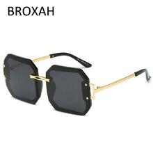 Fashion Square Polarized Sunglasses Women Brand Deisnger 201