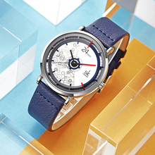 Shengke Ladies Quartz Watches Individuality Design Dial Leather Band Lady Clock Elegant Dress Watch montre femme luxe 2020 shengke big flower watch dial women dress watches simple fashion style leather strap lady clock relogio feminino montre femme