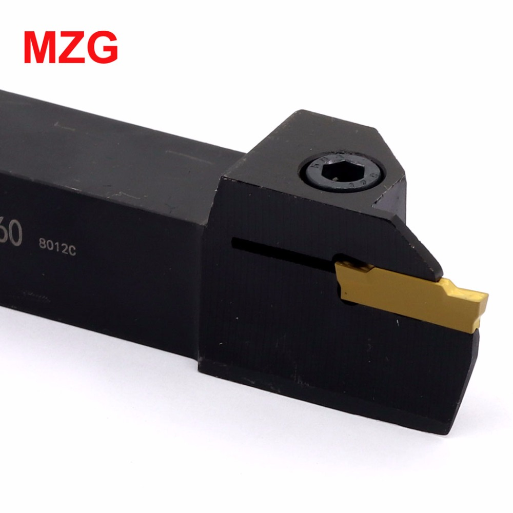 MZG ZQ1616R-2 CNC Lathe Cutting Toolholder Metal Parting Cutter Grooving Tools