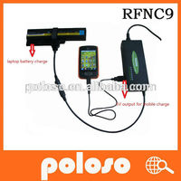 Poloso universal laptop battery charger RFNC9 for TOSHIBA most series can be used in the school