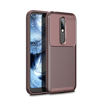 style protective For Nokia 4.2 Case Business Style Silicone Rubber Shell Coque TPU Back Phone Cover For Nokia 4.2 Protective Case For Nokia 4.2 (4)