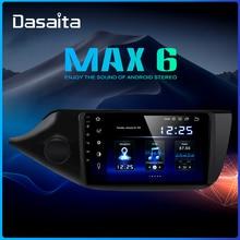 "Dasaita 9 ""IPS หน้าจอ Android 9.0 TDA7850 สำหรับ Kia ceed วิทยุ 2012 2013 2014 2015 2016 สเตอริโอนำทาง 64G ROM MAX6"