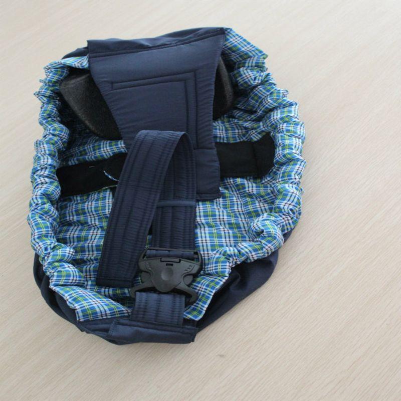 New Baby Carrier Newborn Infant Sling Wrap Breastfeeding Nursing Pouch