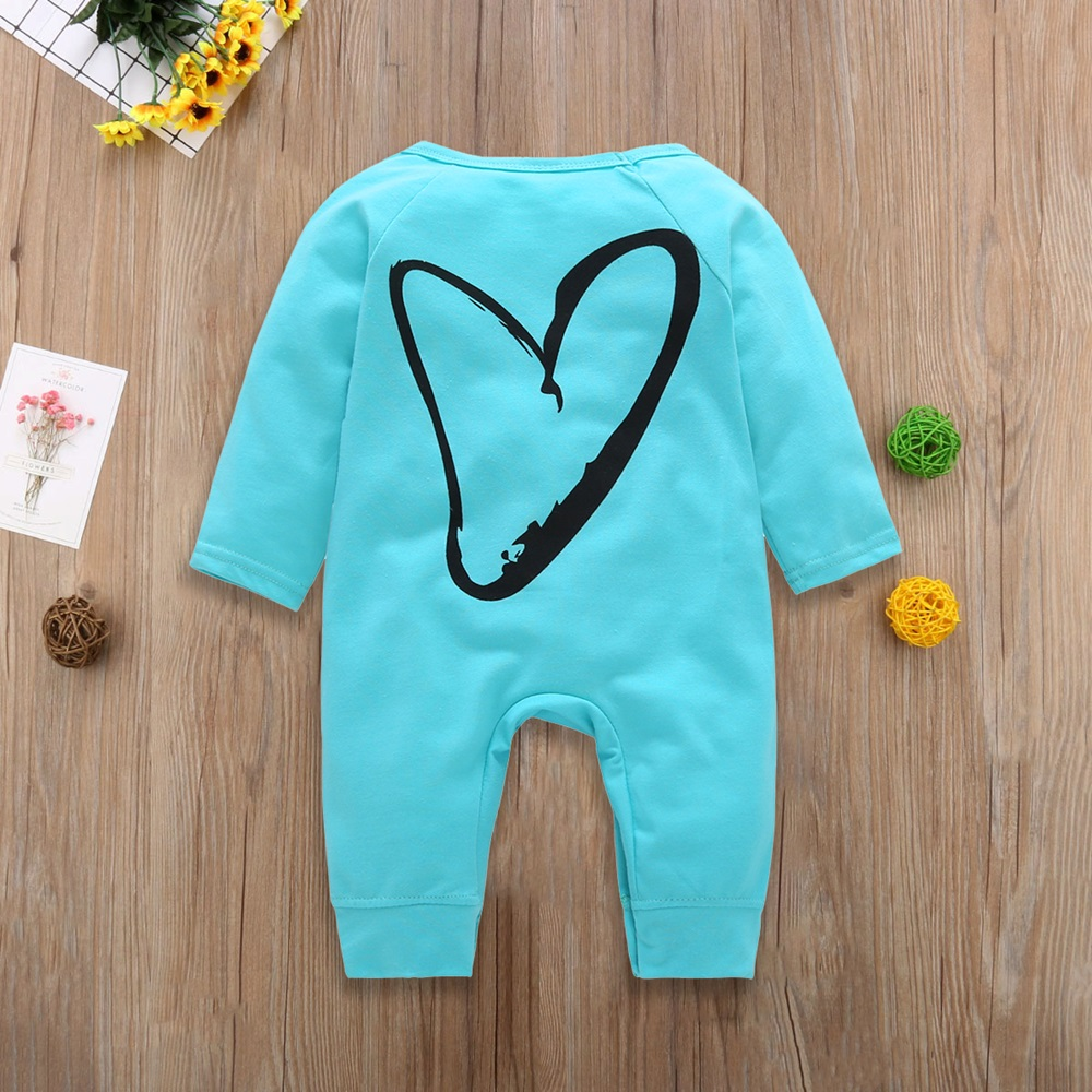 Ha2473dd5d4d6438e841c628591c22791k 2018 New Newborn Baby Boys Girls Romper Animal Printed Long Sleeve Winter Cotton Romper Kid Jumpsuit Playsuit Outfits Clothing