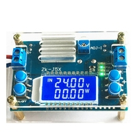 Dc 1.2-32V 5a Constant Voltage Current Lcd Digital Voltage Current Display adjustable Buck Step Down Power Supply Module Board