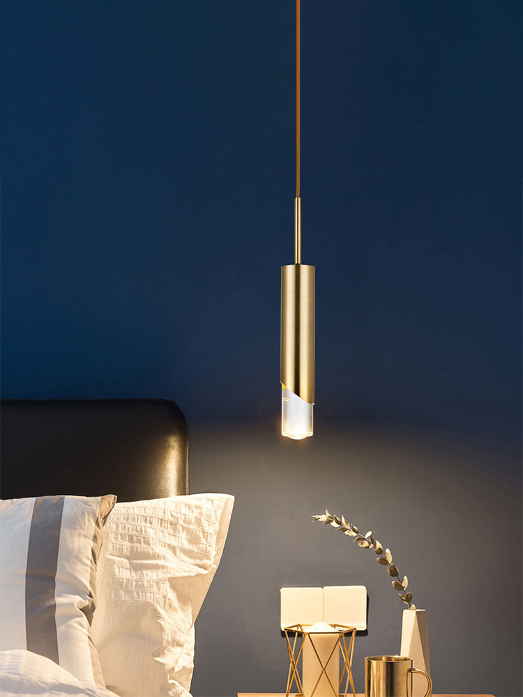 Japan Hanging Lamp Iron LED  Pendant Lights  Luminaire Suspendu