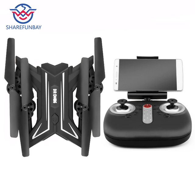 Drone ky601s RC Helicopter Drone with Camera HD 1080P WIFI FPV Selfie Drone Professional Foldable Quadcopter 20 Minutes Battery