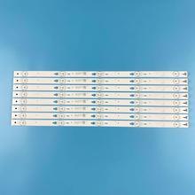 """48 """"ТВ светодиодный Подсветка полосы для 4C LB4805 HQ4 TOT 48D2700 8X5 3030C V3 4C LB4805 YHEX1 4C LB4805 YHEX2 48HR330M05A1 V2"""