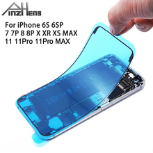 Pingzheng 1 шт. водонепроницаемый стикер для телефона для iPhone 7 6s плюс 8 х XS 11 MAX наклейки ЖК-экран лента на клейкой основе ремонтный набор
