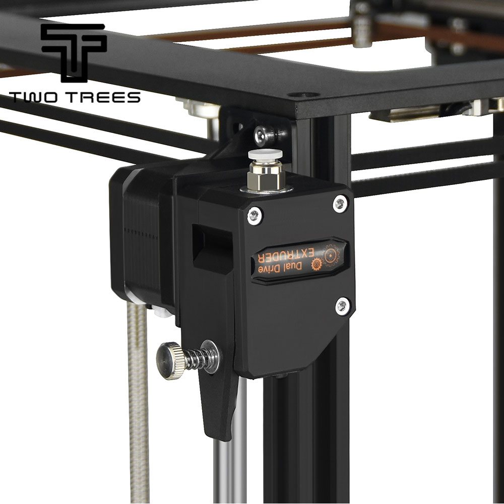 Image 2 - TWO TREES 3D Printer Sapphire pro CoreXY BMG Extruder Core xy High precision  3d DIY Kits 3.5 inch touch screen MKS  facesheild3D Printers   -