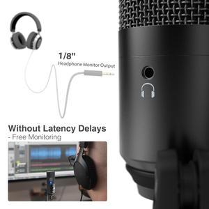 Image 2 - فيفين ميكروفون يو اس بي لأجهزة الكمبيوتر المحمول وأجهزة الكمبيوتر لتسجيل تدفق الصوت Twitch صوت overs بودكاستينج ليوتيوب سكايب K670