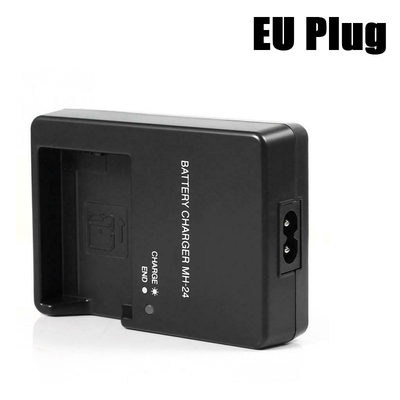 Camera Battery Charger US/EU Plug For Nikon Cameras P7000 P7100 D5200 D5100 D3100 Camera Battery Accessories q