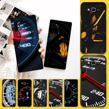 YJZFDYRM Car Tire Wheel Dashboard Shell Phone Case For Samsung Note 7 8 9 10 Lite Plus Galaxy J7 J8 J6 Plus 2018 Prime image
