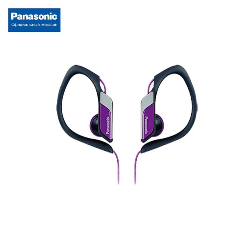 цена на Sport earphone clip Panasonic RP-HS34E-V