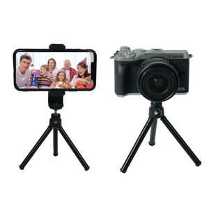 Image 2 - ZOMEI Selfie טבעת אור Led 6 Inch שולחן מנורת מצלמה טבעת אור סטודיו מנורה חי עם חצובה טלפון קליפ עבור איפור Youtube וידאו