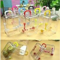 30PCS Spielzeug box mini roller reise koffer candy box persönlichkeit kreative hochzeit süßigkeiten box gepäck trolley candy spielzeug