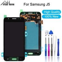 PINZHENG AAAA Quality LCD For Samsung J5 Screen For Samsung Galaxy J5 2015 J500 J500F J500G J500M LCD Dispaly Digitizer Assembly for samsung galaxy j5 lcd for samsung j5 j500 j500f j500fn j500y j500m adjustable lightness lcd display touch screen digitizer