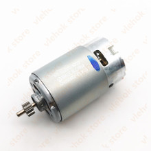 Motor Genuine Parts 318244 12V 9.6V for HITACHI FDS12DVA FDS9DVA DS12DVF3  DS9DVF3 DS12DVFA RS 550VC 8022 Motor