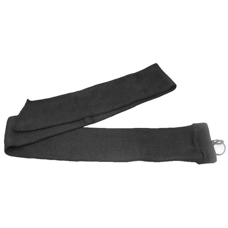 125 cm knitting Gun Sock Rifle Sock Airsoft Protective Cover Long Gun Bag Case Dustproof Outdoor Hunting Holster in Holsters from Sports Entertainment