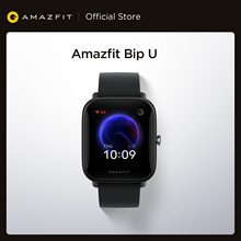 New Original Amazfit Bip U Smartwatch 5ATM Water Resistant Color Display Sport Tracking Smart Watch For Android iOS Phone