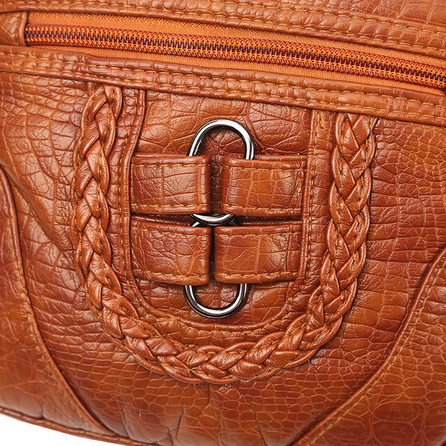 Женская сумочка из высококачественной искусственной кожи 3