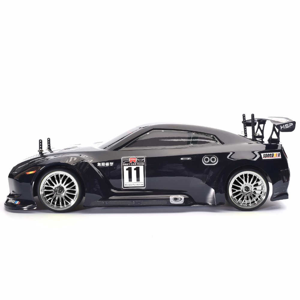 Hsp 94102 Rc Auto 4wd 1:10 On Road Touring Racing Twee Speed Drift 4X4 Nitro Gas Power Hoge snelheid Afstandsbediening Auto