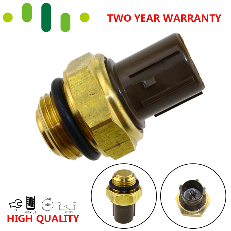 37760-P00-003 Radiator Coolant Fan Water Temperature Sensor Switch For HONDA Accord ACURA CR-V CIVIC S2000 Insight Element