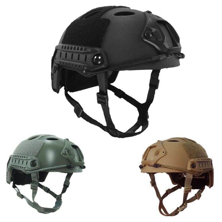 paintball wargame engrenagem airsoft capacete equitação ao