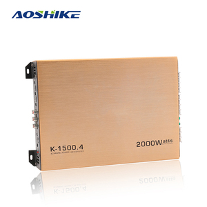 AOSHIKE 1PCS Car Amplifier 4 C