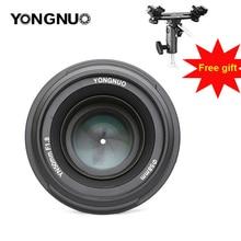 YONGNUO YN 50mm YN50mm F1.8 Lens Large Aperture AF/MF Auto Focus Fixed Lens for Canon EOS or Nikon DSLR Camera yongnuo extender yn 2 0xiii 2x magnification teleconverter auto focus mount lens for canon eos ef lens